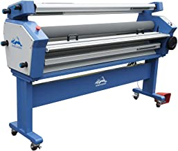wide format cold roll laminator