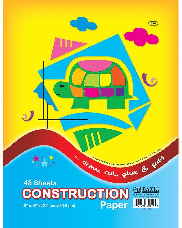 salida para la venta Bazic 48ct. 9 x 12 12 12  construcción papel (caso de 48)  protección post-venta