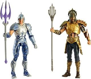 Aquaman DC Comics Gladiator Figure 2pk