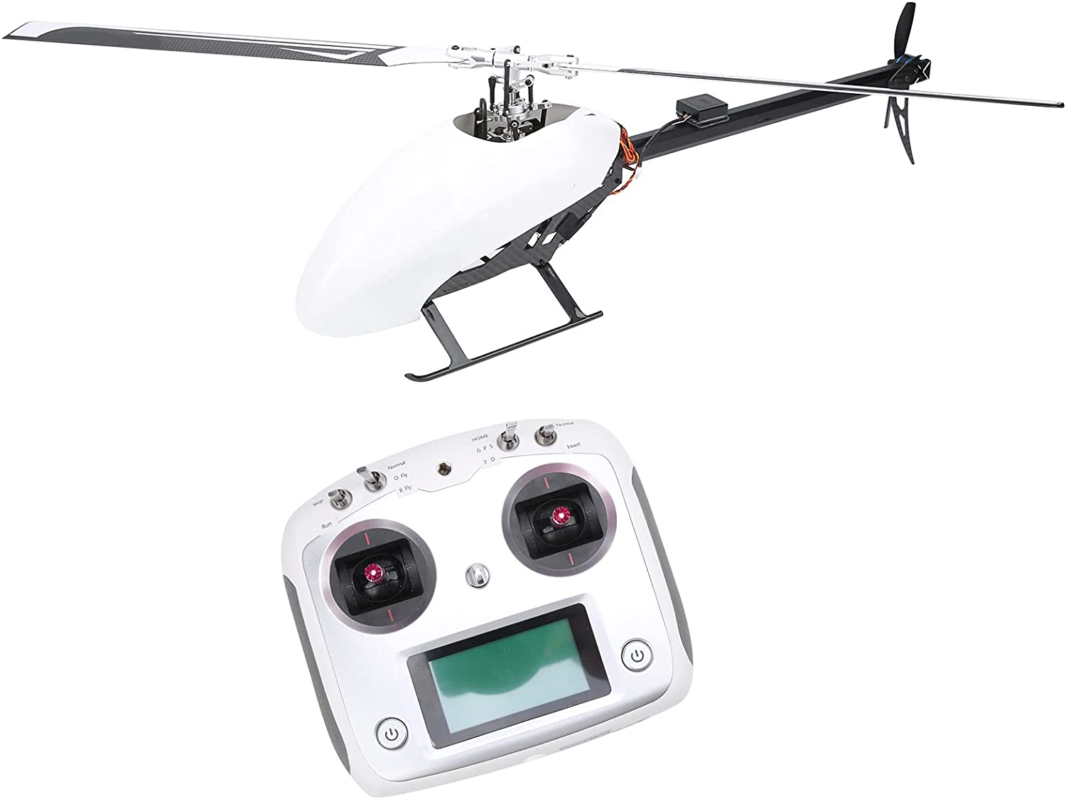 Luroze Mini Helicopter One‑Key Return 5 popular RC Stability High He latest