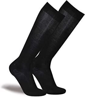 SANGIACOMO WE LOVE SOCKS, Wellington - Calcetines Altos de Pura Lana Merina