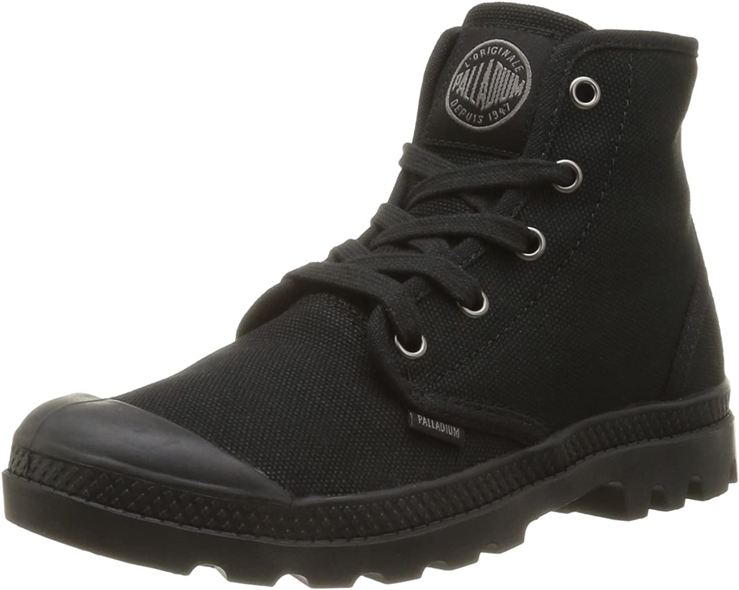 Palladium Women's Us Pampa Hi F Fashion Trainer Black