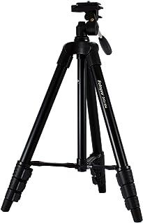 Fotopro 三脚 DIGI-204 BK 4段 小型 3WAY雲台 アルミ製 ブラック 810830