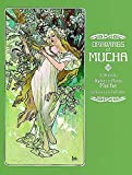 Drawings of Mucha (Dover Fine Art, History of Art) (English Edition)