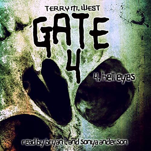Gate 4: Hell Eyes audiobook cover art
