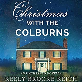 Christmas with the Colburns audiobook cover art