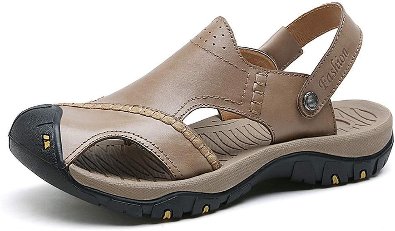 BAIF Mode Mode Sandale Bequeme weiche Strand Hausschuhe Herren Sommer Schuhe (Farbe  Khaki, Größe  7 UK)  neueste Styles