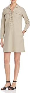 Weekend Women's Karub Lattice Front Shirt Dress