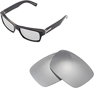 Walleva Replacement Lenses for VonZipper Fulton Sunglasses - Multiple Options Available