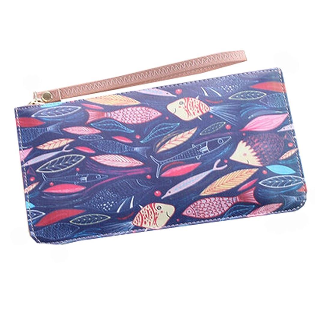 趣味松部分的レディースバッグ財布バッグショップハンドバッグかわいいスリムな長いセクションパーソナライズされたデザイン