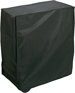 Rayen AA236 Housse pour Barbecue rectangulaire, PEVA, Noir, 90x65x90 cm