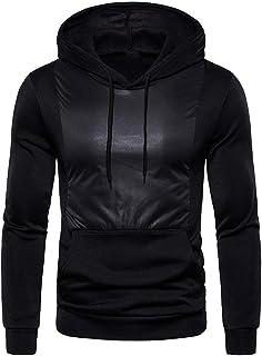 Chunmei Men Sportswear Set Tracksuit Men Round Neck Jogging Slim Fit Color Block Sweatshirt Lightweight Breathable Sports ...