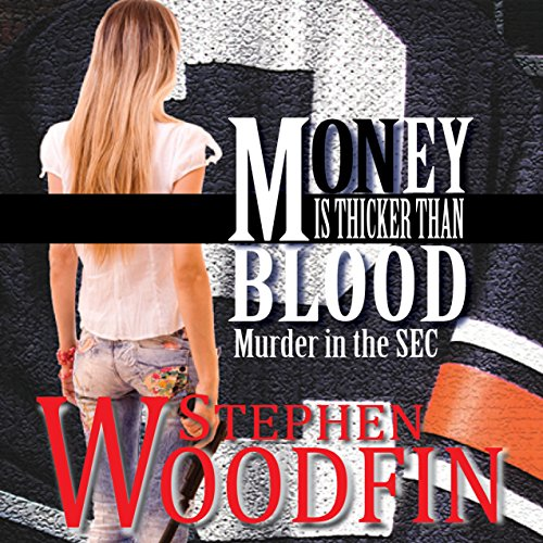 Money Is Thicker Than Blood audiobook cover art