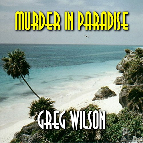 Murder in Paradise cover art