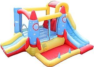 Castillos hinchables Para Niños Al Aire Libre Cama Elástica para Niños Pequeños En Interiores Tobogán para Niños En El Jardín Equipo De Juegos Infantiles Piscina Infantil Inflable