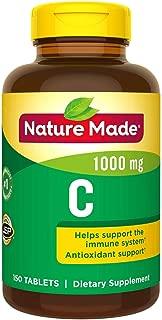 Nature Made Vitamin C 1000 mg, 150 Tablets