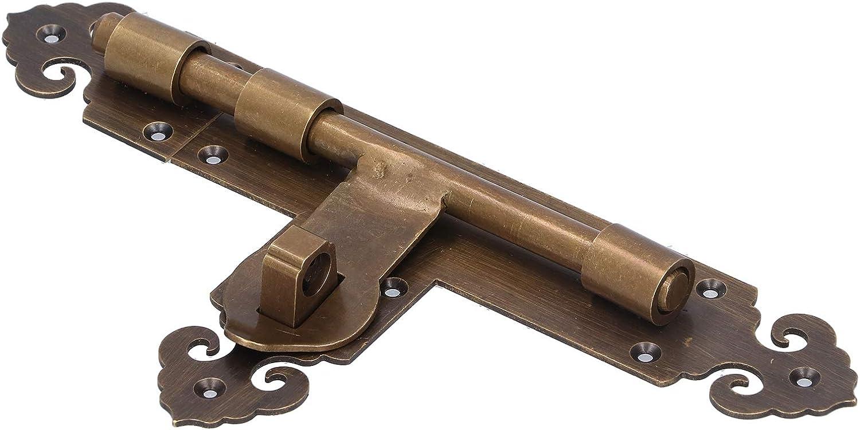 Collision Resistance Practical Door Max 60% OFF Branded goods Latch Tensile Heavy not Rust