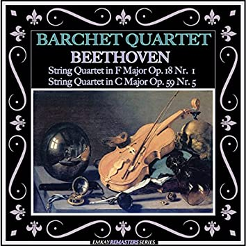 Beethoven: String Quartet in F Major, Op. 18, No. 21 & String Quartet in C Major, Op. 59, No. 3 (Remastered)