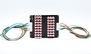 13S 14S 15S 16S 17S 5A Active Equalizer Balancer LFP Lifepo4 Lithium Li-ion Lipo/Titanate LTO Battery Energy Transfer Acti...