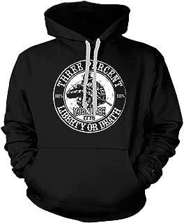 liberty or death hoodie