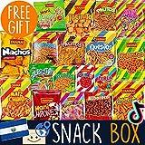 International Snack Box from Around the World...