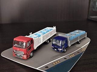 トミーテック tomytec 魚運搬 トラックセット B トラコレ 日野ライジングレンジャー & UDトラックス クオン