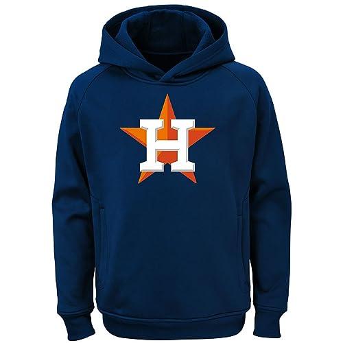best service f3dcd 2eee5 Houston Astros Hoodie: Amazon.com