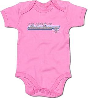 G-graphics Baby Body Von Geburt an Duisburg Fan 250.0521