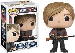 MMZ Juegos: Residente Evil-Leon Scott Kennedy Pop Collection Figura en el Juego 10CM