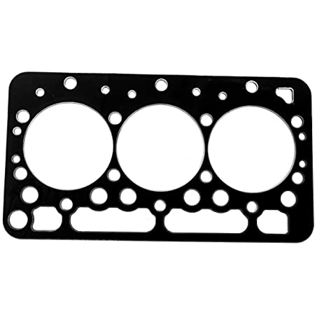 Cylinder Head Gasket for KUBOTA V1505 4D78 Replaces OEM 16394-03310 and 1639403310