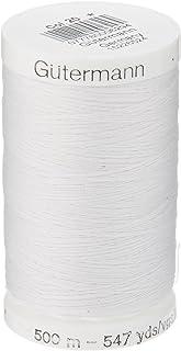 Gutermann 24333 Sew-All Thread 547 Yards-Nu White