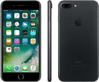 Smartphone Apple Iphone 7 Plus 128GB 4G iOS 10 Tela 5.5 3D Touch 12MP Preto Matte
