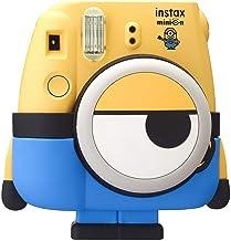 Fujifilm Instax Mini 8 Minion Instant Photos Film Camera (Japan Import)