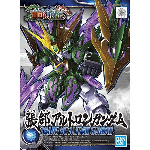 Bandai Hobby Sangoku Soketsuden Zhang He Altron Gundam SD Model Kit