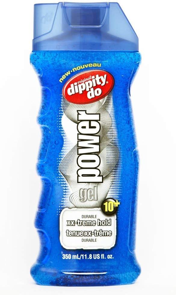Amazon.com : Dippity Do Original Hair Gel, Volume 10+, XX-treme Hold  (Durable), Power, 350 ml / 11.8 Fl Oz : Beauty