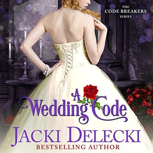 A Wedding Code audiobook cover art