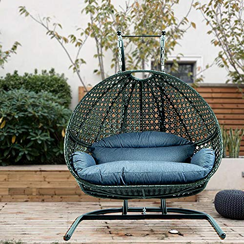 TOME 2 Person Egg Swing Chair