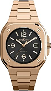 Bell & Ross BR 05 Rose Gold Automatic Watch