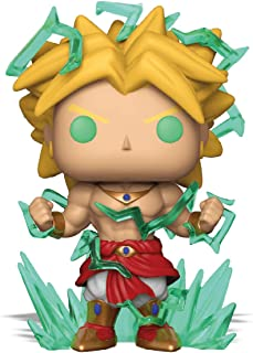 Pop Funko Animation Legendary Super Saiyan Broly #623 Exclusive 6""