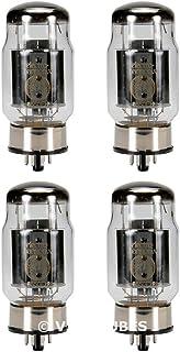 Brand New Current Matched Quad (4) Electro-Harmonix 6550 Ceramic Vacuum Tubes
