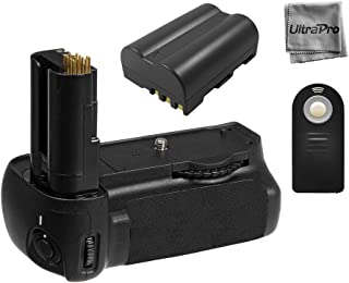 Jenis J-ND90-S-B Standard Battery Grip for Nikon D90//D80 Black