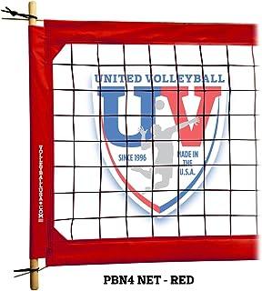 United Volleyball Supply Professional Pro Beach Power Net