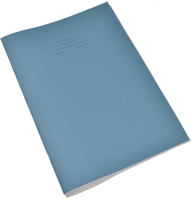 Rhino F12 F12 F12 M A4 48 Seiten getöntes Schulheft A4 Light Blau Blau B00VC10HGI   Feinen Qualität  54fb5e