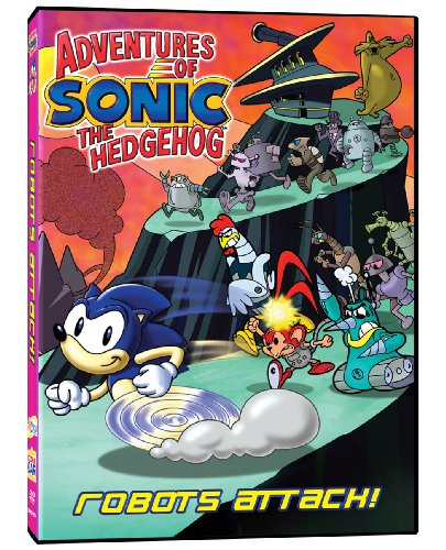 Adventures Of Sonic The Hedgehog: Robots Attack!