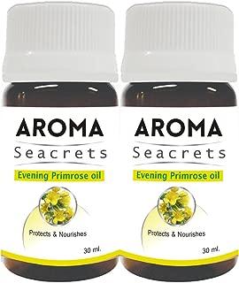 Biotrex Nutraceuticals Aroma Seacrets Evening Primrose Essential Oil (30Ml) - Pack Of 2