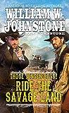 Ride the Savage Land (Those Jensen Boys! Book 4)