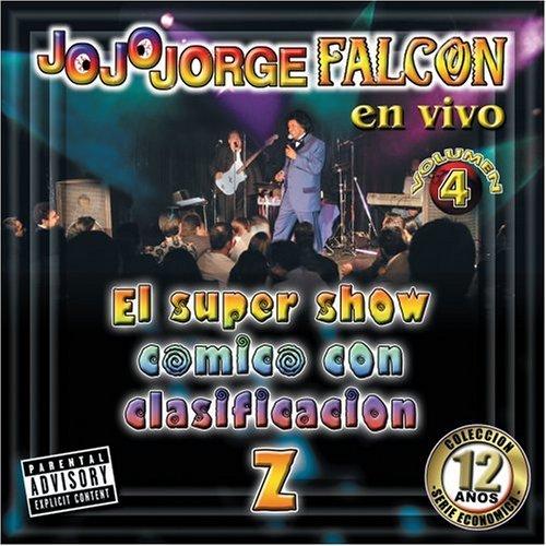 En Vivo 4 by Jo Jo Jorge Falcon