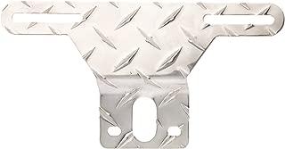 CE Smith Trailer 26053A Aluminum Tread License Plate Bracket, 9 3/8