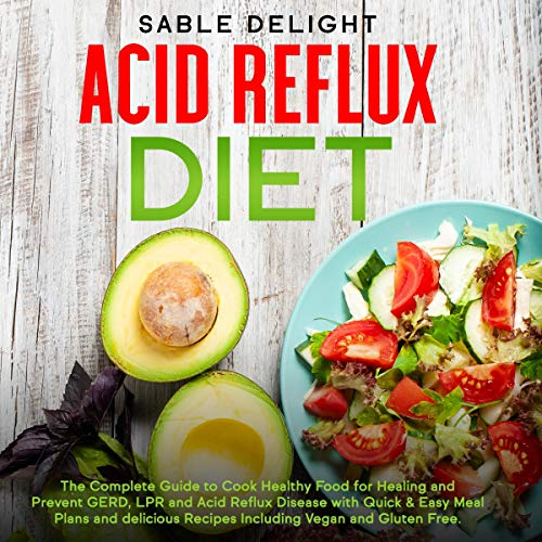 Acid Reflux Diet cover art