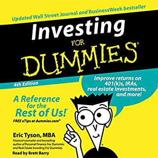 Investing for Dummies, Fourth Edition audiobook cover art